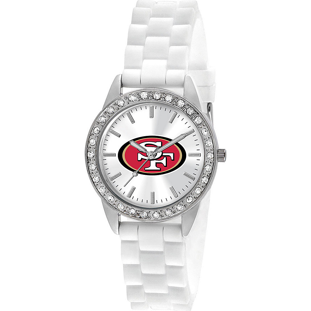 Game Time Frost-NFL San Francisco 49ers(SF) - Game Time Watches - Fashion Accessories, Watches