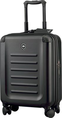 Victorinox Spectra 2.0 Global Carry-On Black - Victorinox Hardside Carry-On