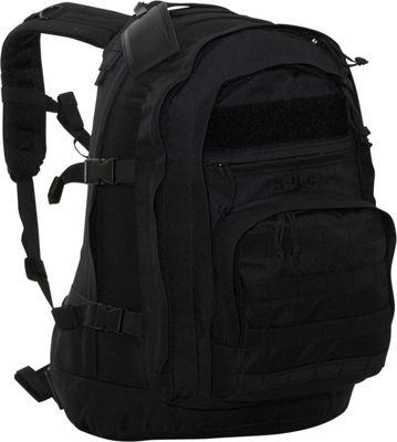 SOC Gear Three Day Elite Lite Black - SOC Gear Day Hiking Backpacks