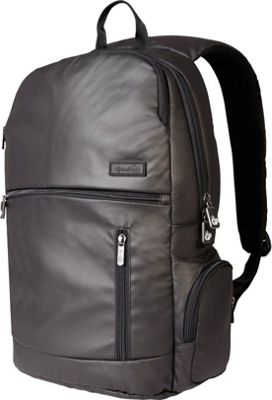 Genius Pack Intelligent Travel Backpack Limited Edition Charcoal - Genius Pack Business & Laptop Backpacks