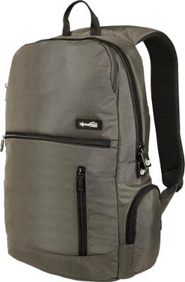 Genius Pack Intelligent Travel Backpack Titanium - Genius Pack Business & Laptop Backpacks