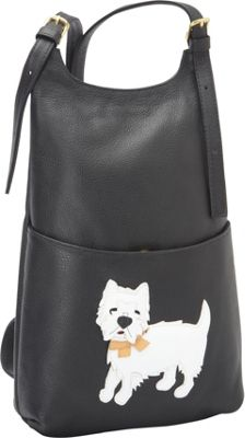 J. P. Ourse & Cie. Kangaroo Handbag Backpack Westie - J. P. Ourse & Cie. Leather Handbags