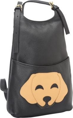 J. P. Ourse & Cie. Kangaroo Handbag Backpack Labrador - J. P. Ourse & Cie. Leather Handbags