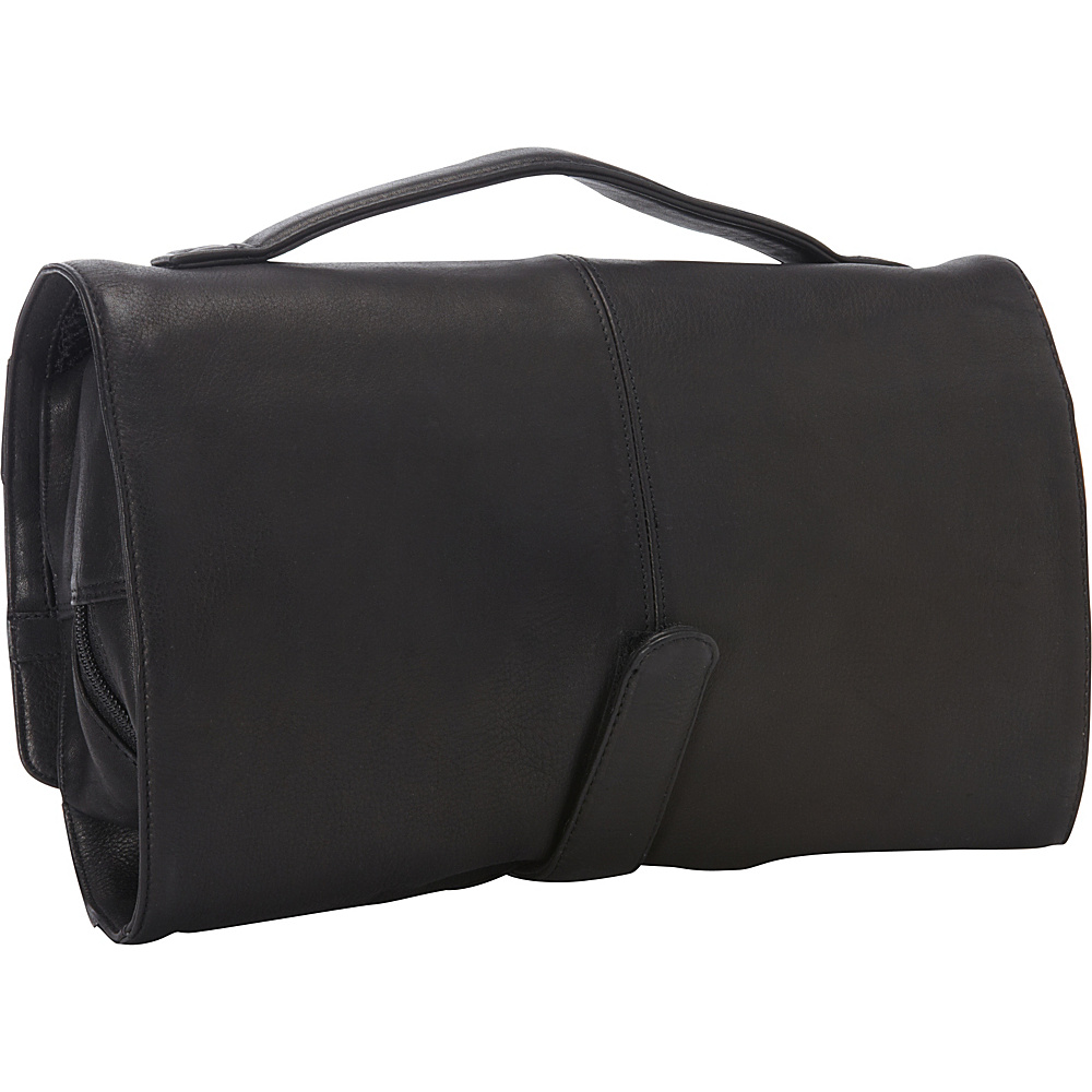 Derek Alexander Deluxe Roll Up Utility Case Black - Derek Alexander Toiletry Kits - Travel Accessories, Toiletry Kits