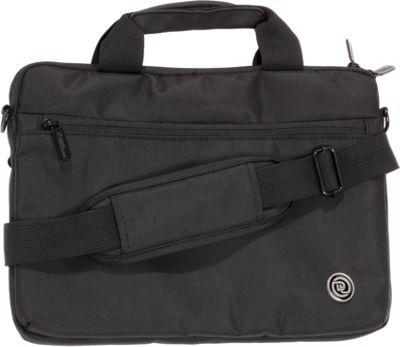 Digital Treasures SlipIt Select Case for 11.6 inch Chromebooks Black - Digital Treasures Non-Wheeled Business Cases
