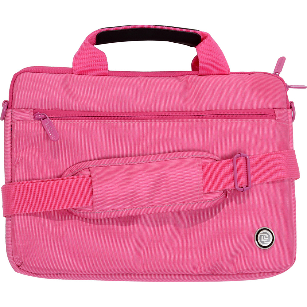 Digital Treasures SlipIt Select Case for 11.6 Chromebooks Pink Digital Treasures Non Wheeled Business Cases