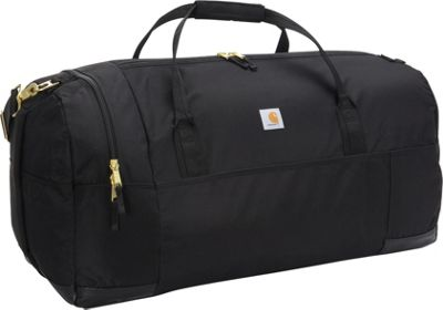 Carhartt Legacy 30 inch Gear Bag Black - Carhartt Travel Duffels