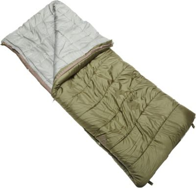 Kelty Callisto 20 Degree Sleeping Bag - Regular RH Cypress Green - Kelty Outdoor Accessories