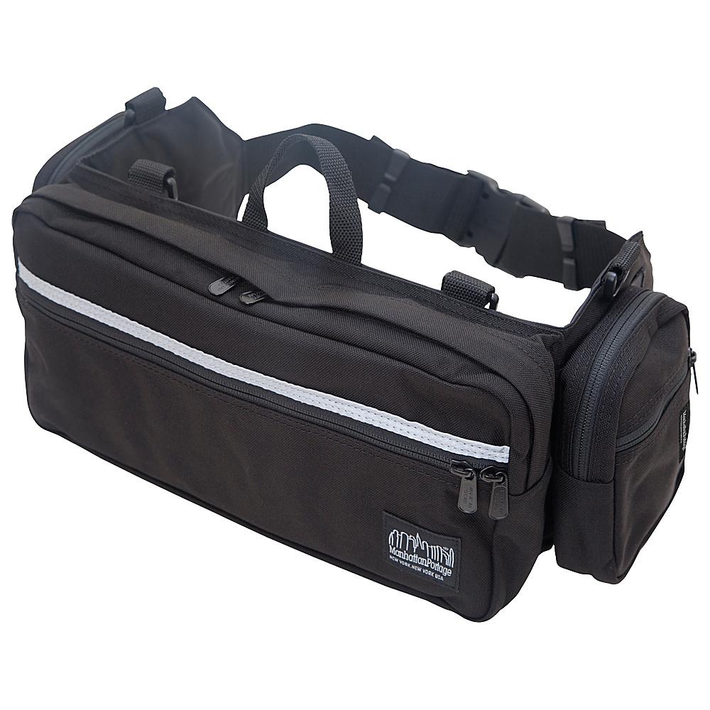 Manhattan Portage Urban Trek Black - Manhattan Portage Waist Packs - Backpacks, Waist Packs