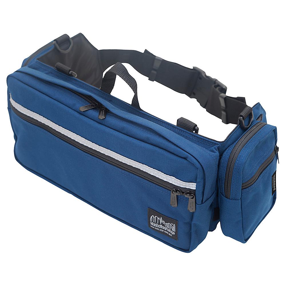 Manhattan Portage Urban Trek Navy - Manhattan Portage Waist Packs - Backpacks, Waist Packs