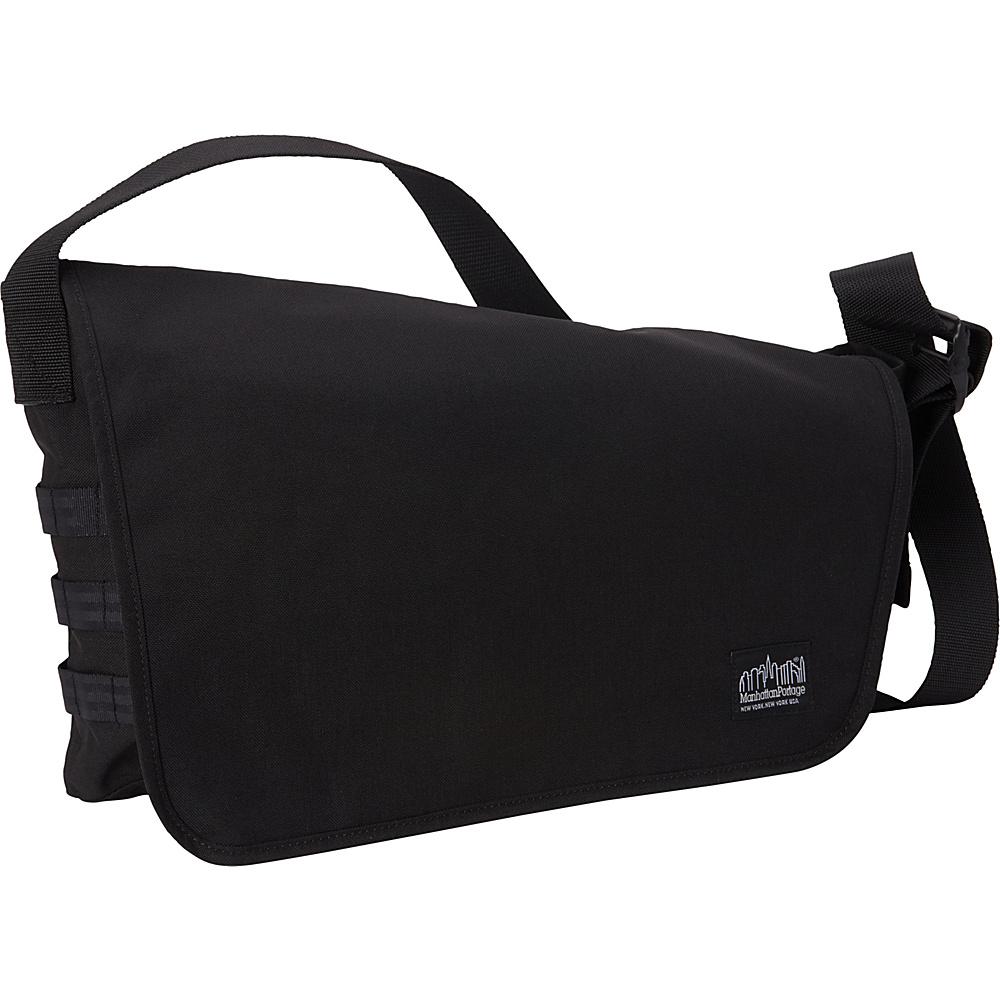 Manhattan Portage Trinity Messenger Bag Black - Manhattan Portage Messenger Bags - Work Bags & Briefcases, Messenger Bags