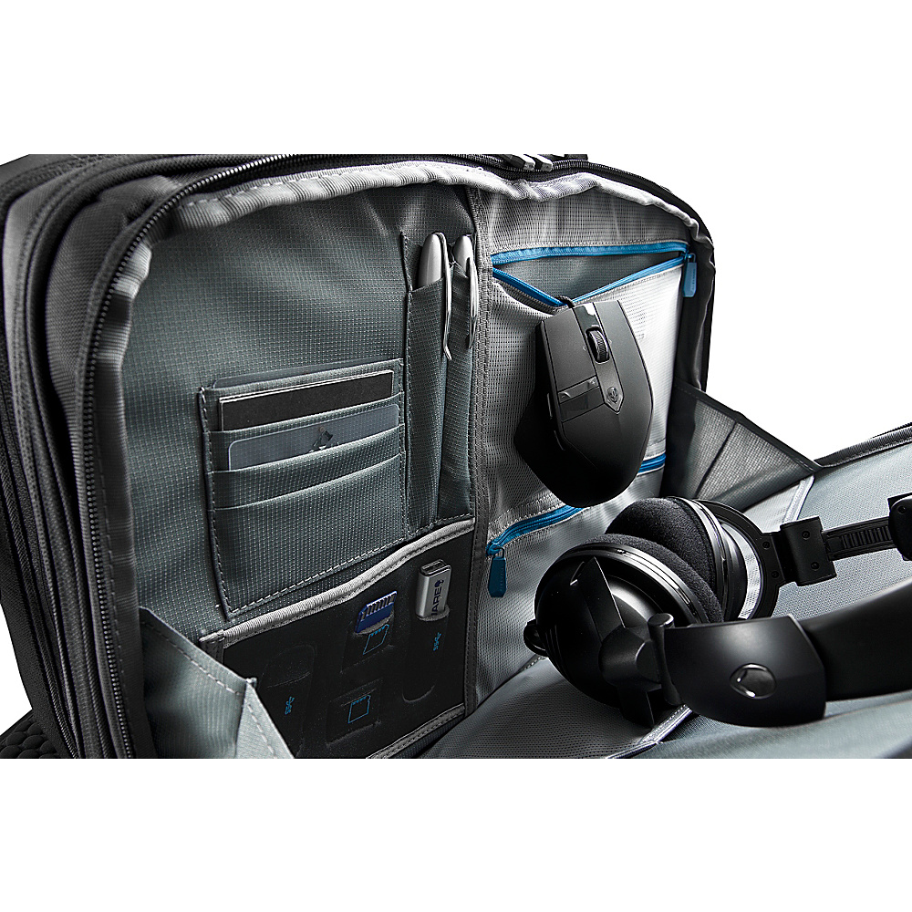 "Mobile Edge Alienware Vindicator Briefcase - 14"" Black - Mobile Edge Non-Wheeled Business Cases"