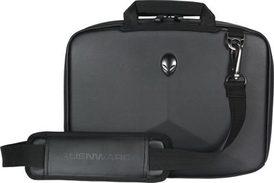 Mobile Edge Alienware Vindicator Slim Carrying Case - 17 inch Black - Mobile Edge Non-Wheeled Business Cases