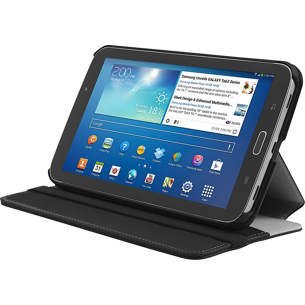 Incipio Watson for Samsung Galaxy Tab 3 7.0 Black - Incipio Electronic Cases - Technology, Electronic Cases