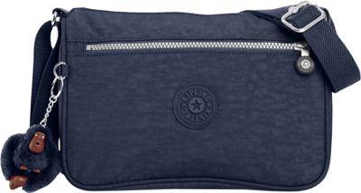 Kipling Callie Crossbody Bag True Blue - Kipling Fabric Handbags