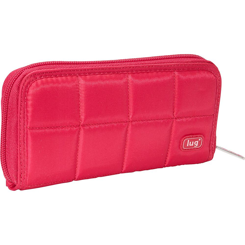 Lug Shuffle Wallet Rose Lug Women s Wallets