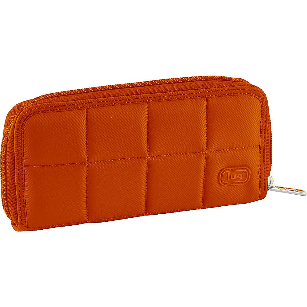 Lug Shuffle Wallet Sunset Lug Women s Wallets