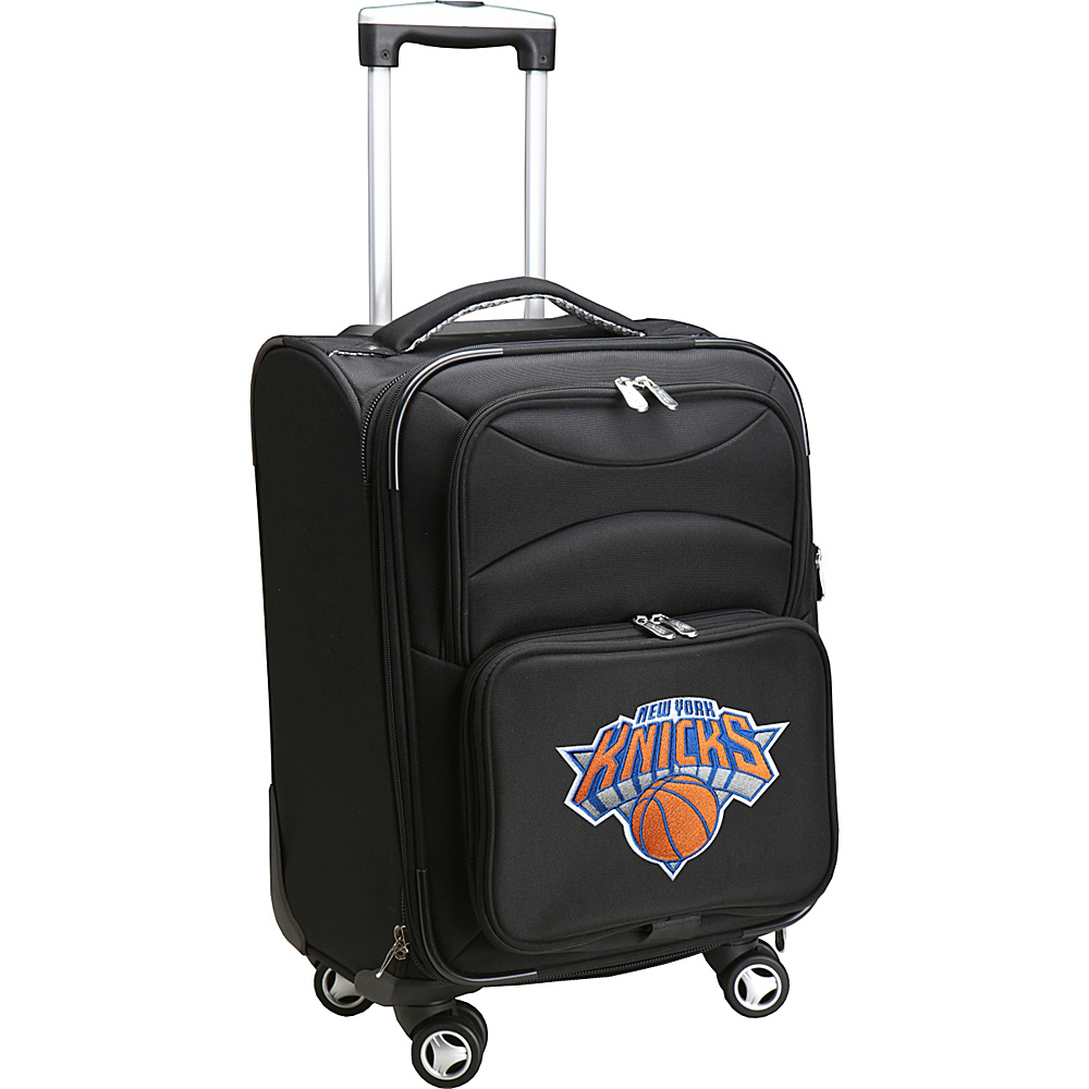 Denco Sports Luggage NBA 20 Domestic Carry-On Spinner New York Knicks - Denco Sports Luggage Softside Carry-On - Luggage, Softside Carry-On
