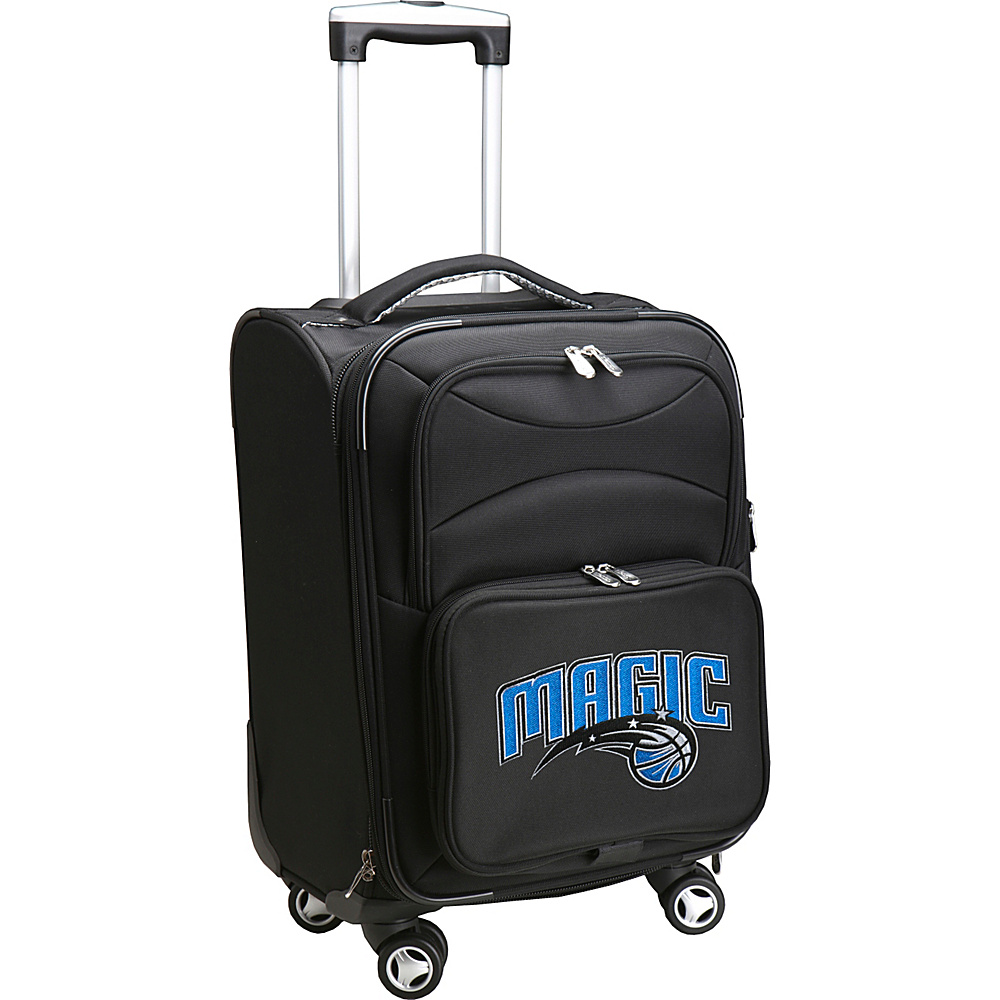 Denco Sports Luggage NBA 20 Domestic Carry-On Spinner Orlando Magic - Denco Sports Luggage Softside Carry-On - Luggage, Softside Carry-On