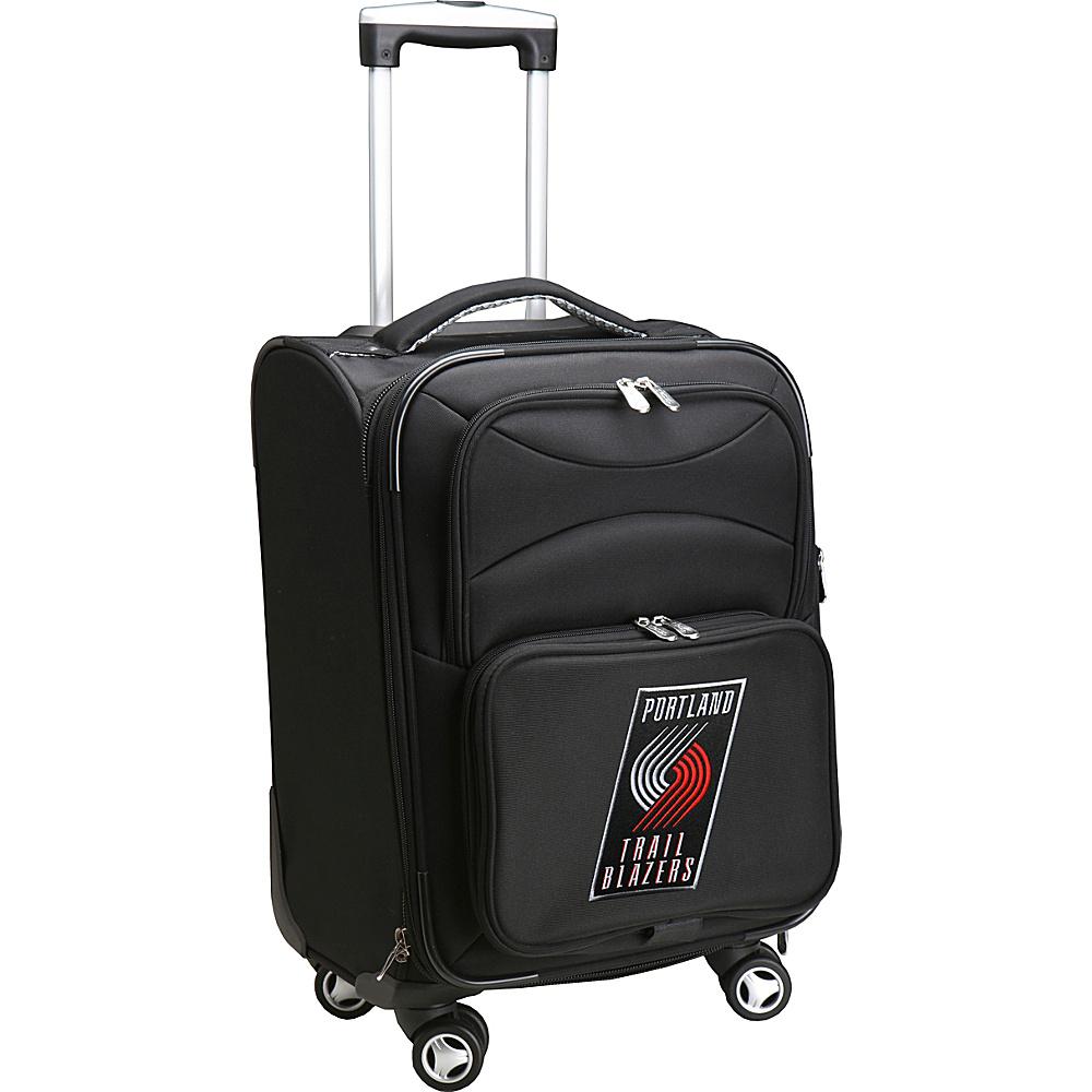 Denco Sports Luggage NBA 20 Domestic Carry-On Spinner Portland Trail Blazers - Denco Sports Luggage Softside Carry-On - Luggage, Softside Carry-On
