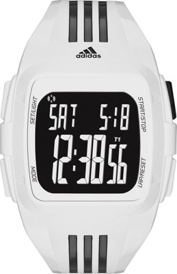 adidas watches adidas watches Duramo Men's Watch White - adidas watches Watches