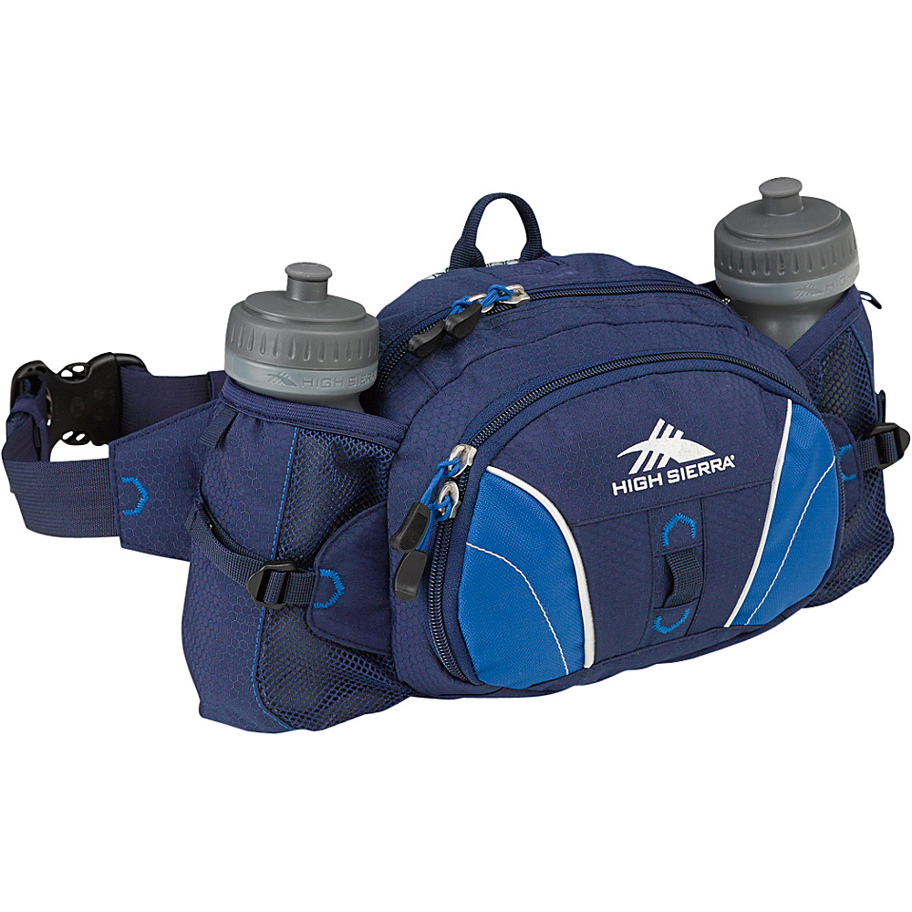 High Sierra Express Lumbar Pack True Navy Royal True Navy High Sierra Day Hiking Backpacks