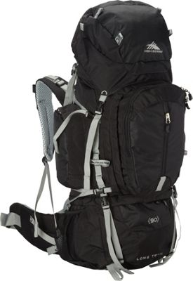 Hiking Camping: High Sierra Long Trail 90 Backpacking Pack 3 Colors