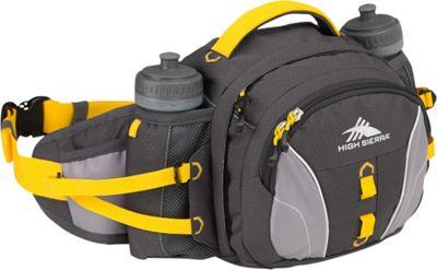 High Sierra Ridgeline Lumbar Pack Mercury/Ash/Yell-O - High Sierra Waist Packs