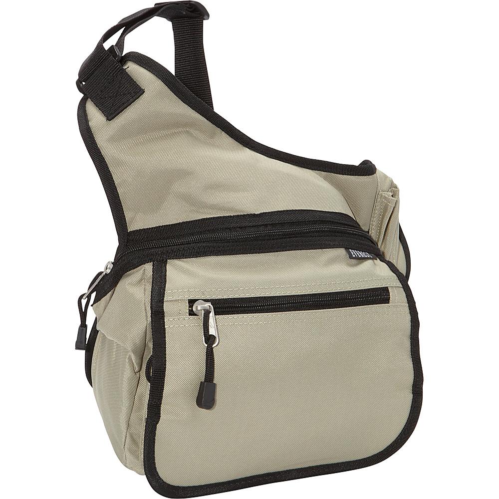 Everest Messenger Bag - Medium Khaki/Black - Everest Messenger Bags - Work Bags & Briefcases, Messenger Bags