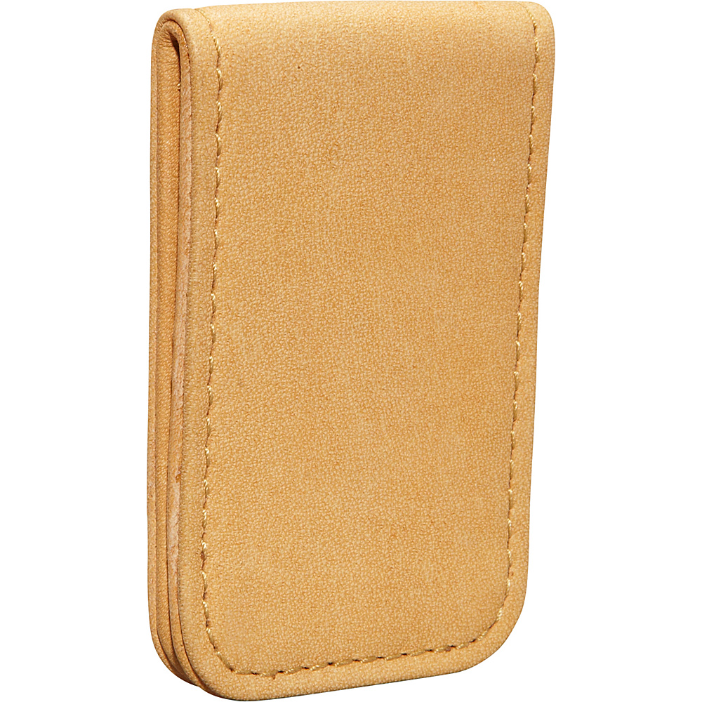 Derek Alexander Leather Bill Clip Tan - Derek Alexander Mens Wallets - Work Bags & Briefcases, Men's Wallets