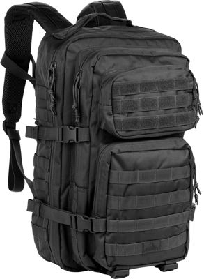 Red Rock Outdoor Gear Large Assault Pack Black - Red Rock Outdoor Gear Tactical
