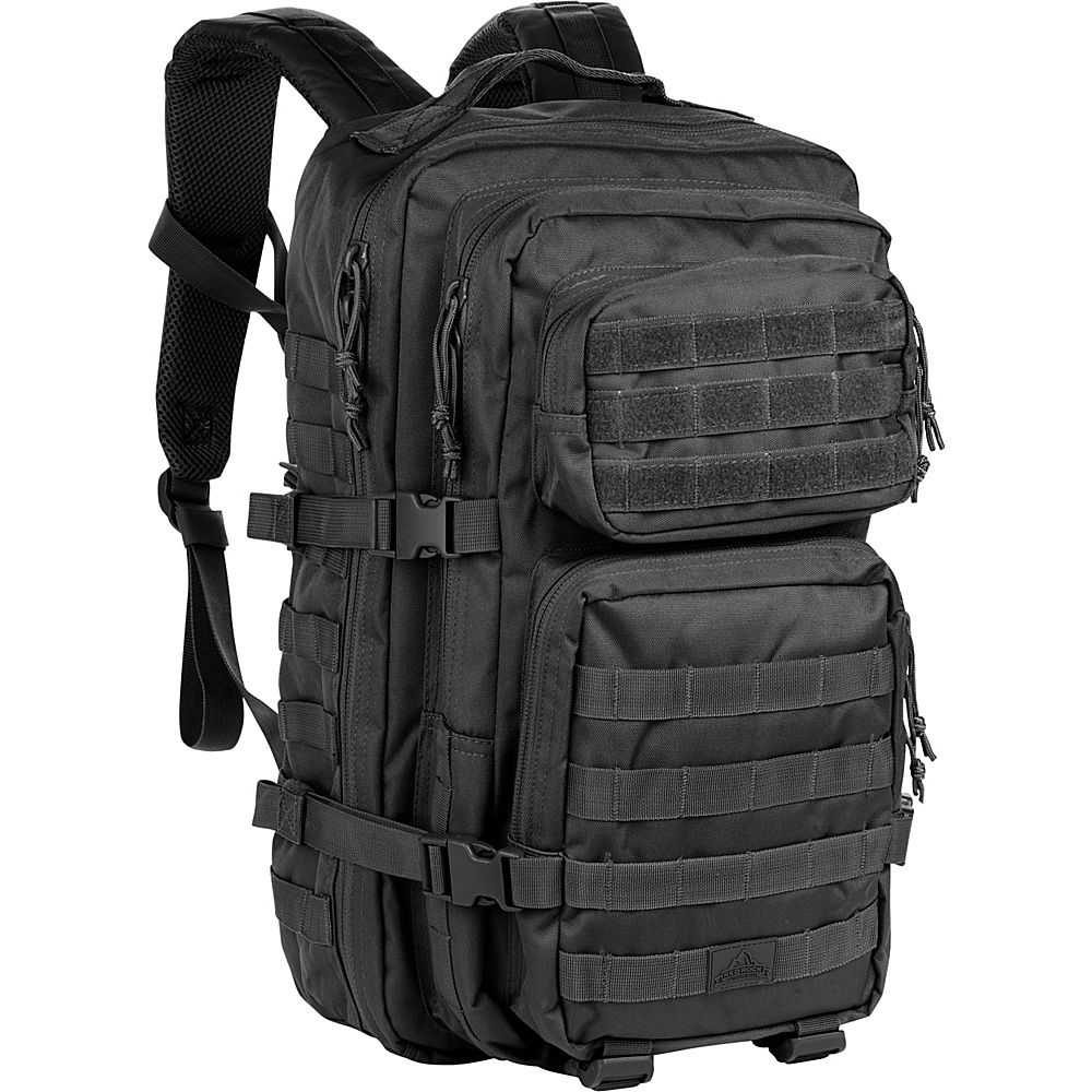 Red Rock Outdoor Gear Large Assault Pack Black Red Rock Outdoor Gear Day Hiking Backpacks