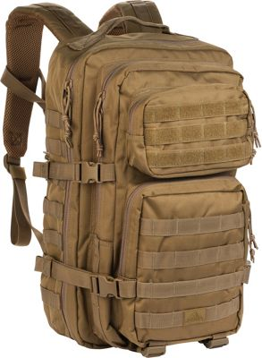 Red Rock Outdoor Gear Large Assault Pack Coyote Tan - Red Rock Outdoor Gear Tactical