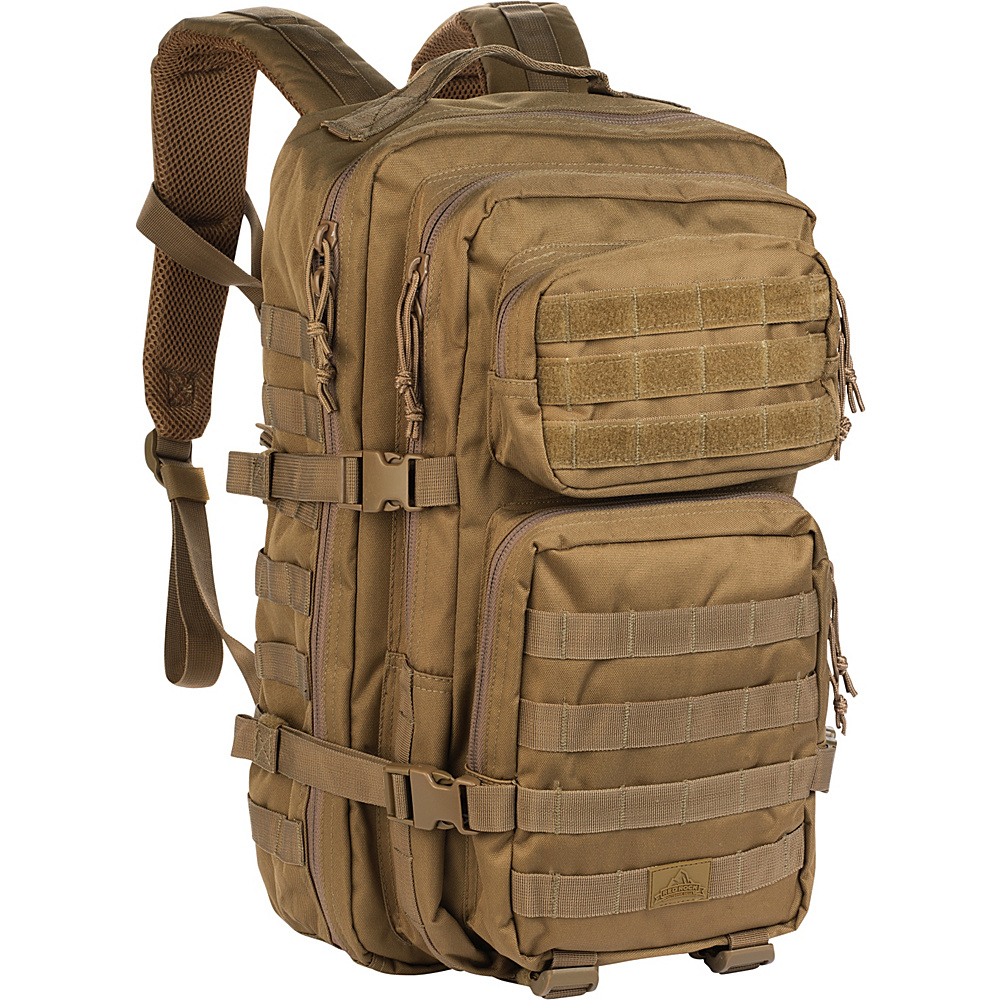 Red Rock Outdoor Gear Large Assault Pack Coyote Tan Red Rock Outdoor Gear Day Hiking Backpacks