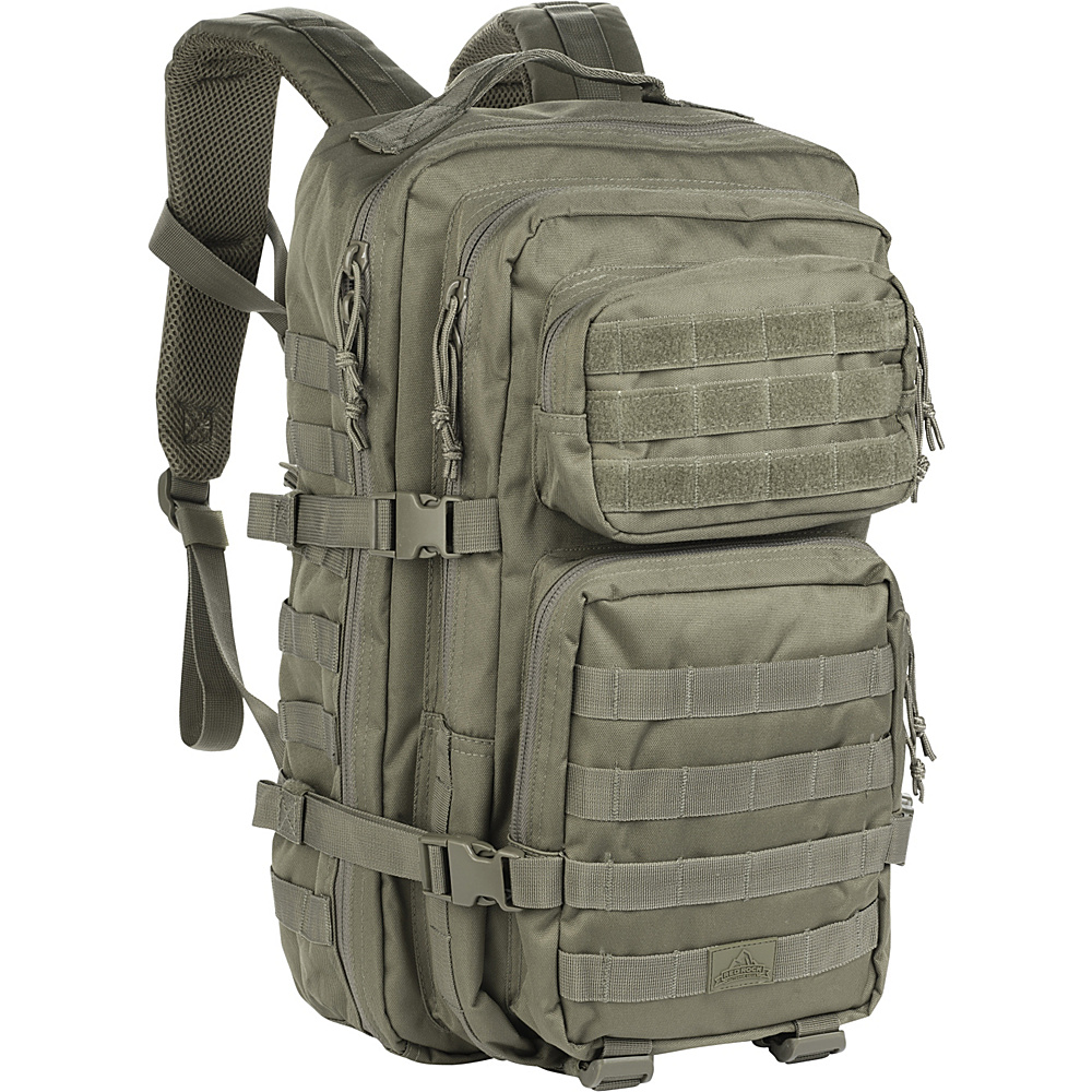 Red Rock Outdoor Gear Large Assault Pack Olive Drab Red Rock Outdoor Gear Day Hiking Backpacks