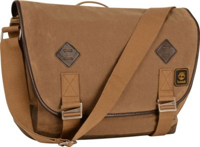 Timberland Mt. Madison Messenger Bag Tan/Brown - Timberland Messenger Bags