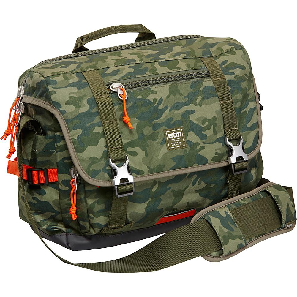 STM Bags Trust Medium Shoulder Bag Camo STM Bags Messenger Bags