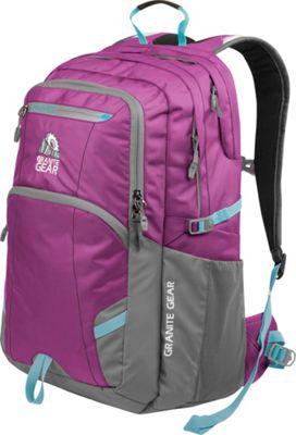 Granite Gear Sawtooth Laptop Backpack Verbena/Flint/Stratos - Granite Gear Business & Laptop Backpacks