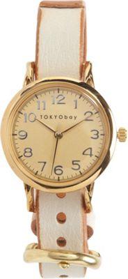 TOKYObay Samy White - TOKYObay Watches