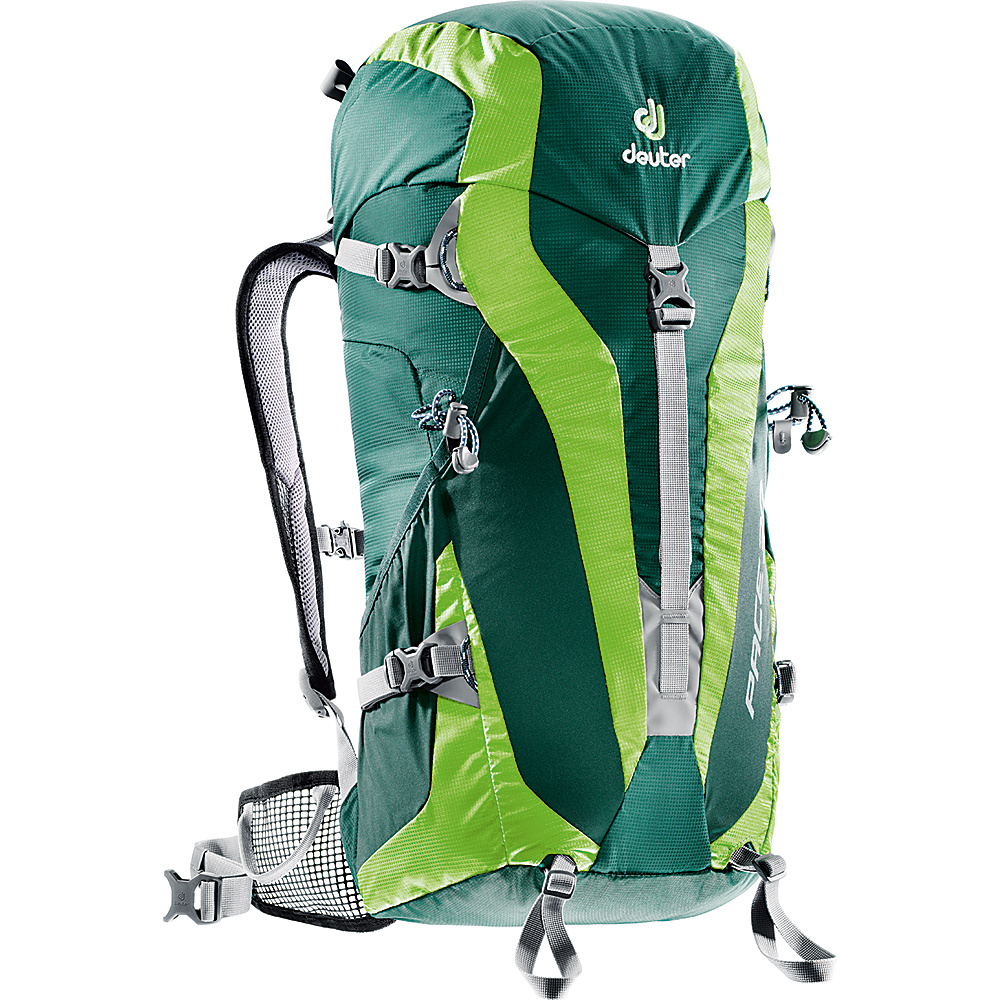 Deuter Pace 30 Forest Kiwi Deuter Day Hiking Backpacks