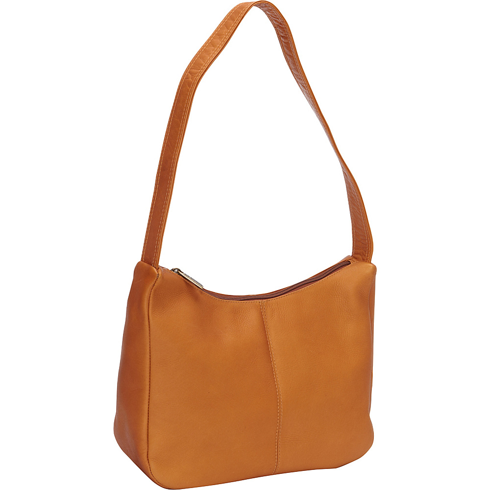 Le Donne Leather The Urban Hobo Tan - Le Donne Leather Leather Handbags - Handbags, Leather Handbags