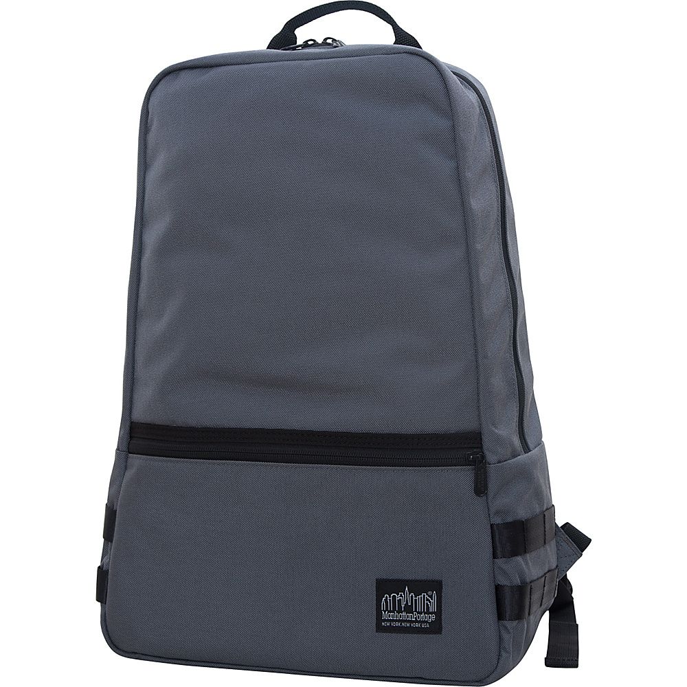 Manhattan Portage Skillman Backpack Gray - Manhattan Portage Business & Laptop Backpacks - Backpacks, Business & Laptop Backpacks