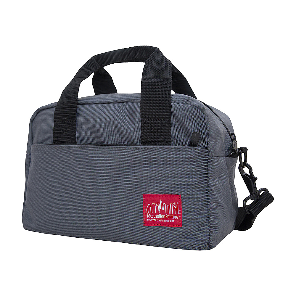 Manhattan Portage Parkside Shoulder Bag Gray - Manhattan Portage Other Mens Bags - Work Bags & Briefcases, Other Men's Bags