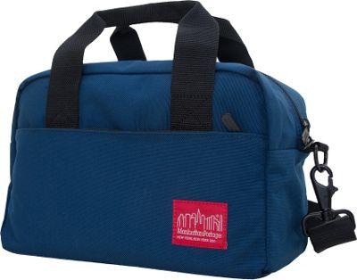 Manhattan Portage Parkside Shoulder Bag Navy - Manhattan Portage Men's Bags