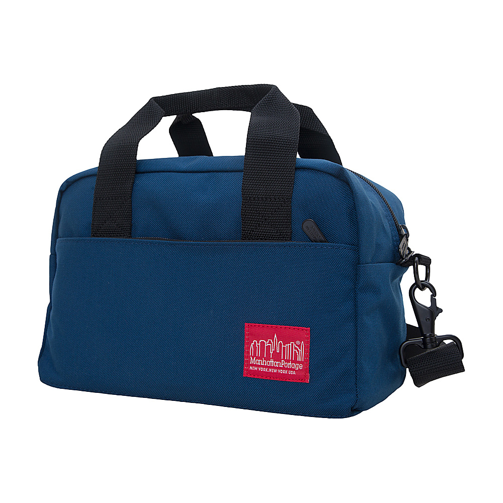 Manhattan Portage Parkside Shoulder Bag Navy - Manhattan Portage Other Mens Bags - Work Bags & Briefcases, Other Men's Bags