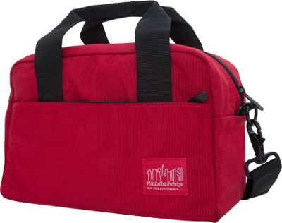 Manhattan Portage Parkside Shoulder Bag Red - Manhattan Portage Other Men's Bags