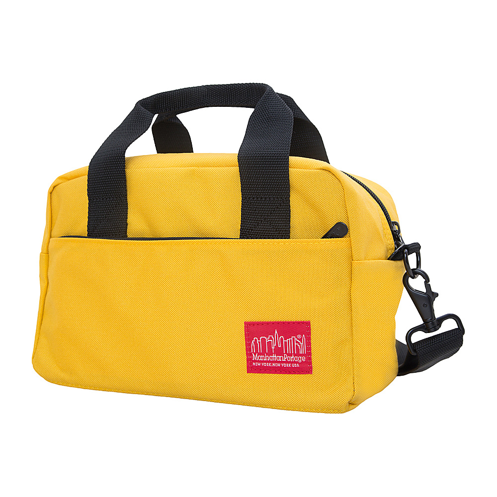Manhattan Portage Parkside Shoulder Bag Mustard - Manhattan Portage Other Mens Bags - Work Bags & Briefcases, Other Men's Bags