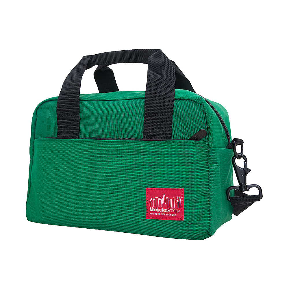 Manhattan Portage Parkside Shoulder Bag Green - Manhattan Portage Other Mens Bags - Work Bags & Briefcases, Other Men's Bags