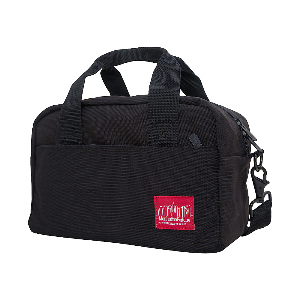 Manhattan Portage Parkside Shoulder Bag Black - Manhattan Portage Other Mens Bags - Work Bags & Briefcases, Other Men's Bags