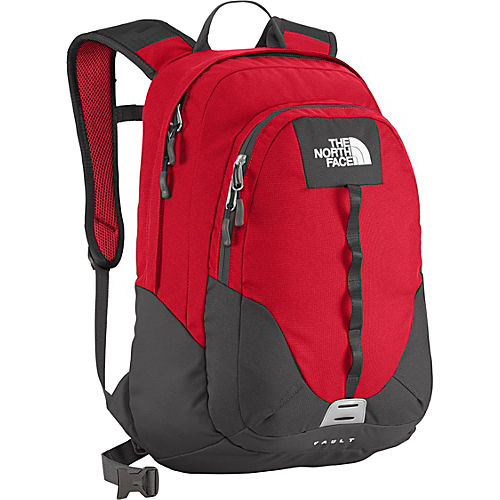 TNF Red/Asphalt Grey